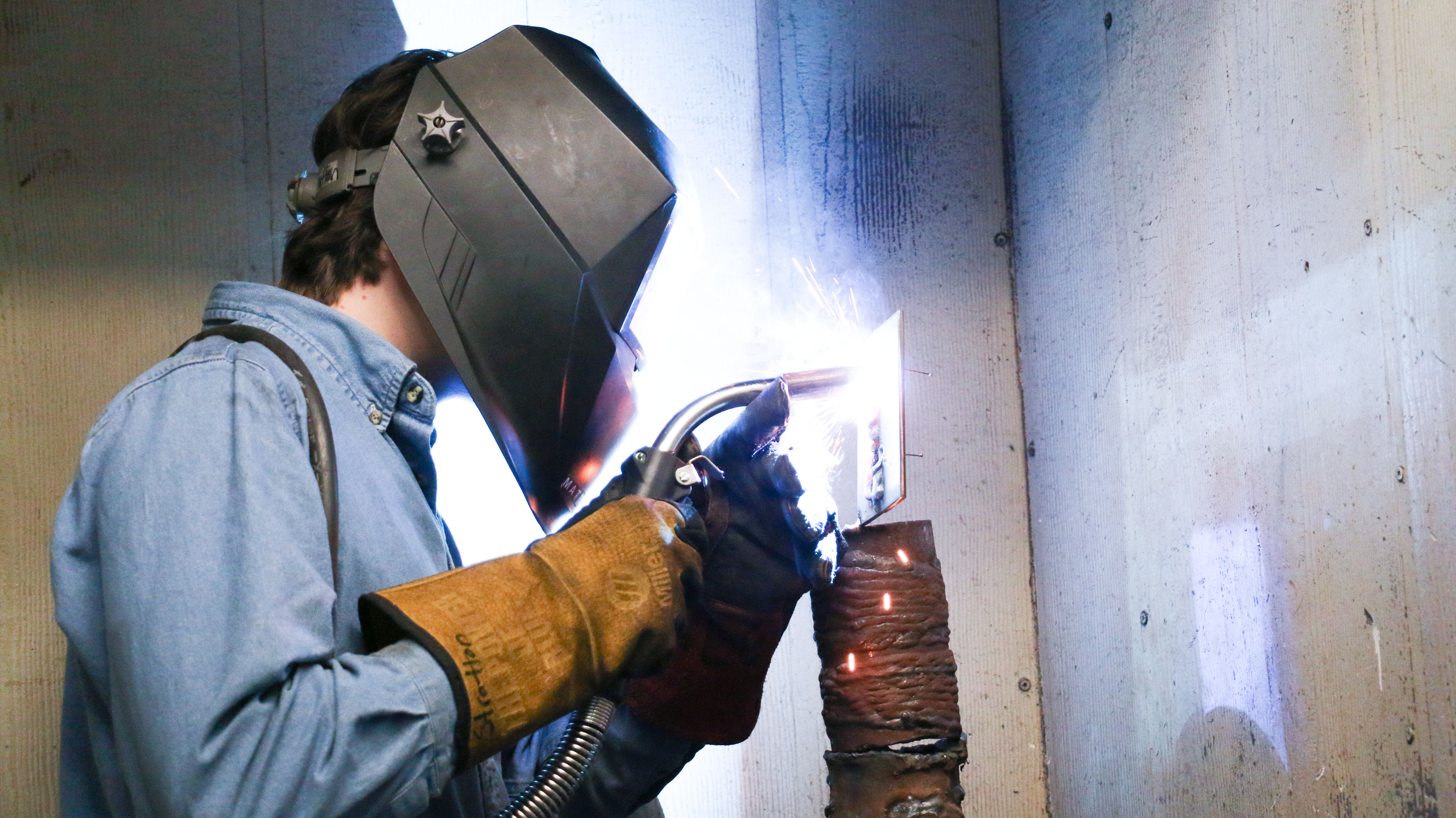 Maritime Welding School Learn Shipyard General Welding