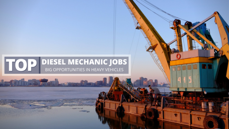 Top Diesel Mechanic Jobs: Big Opportunities in Heavy Vehicles