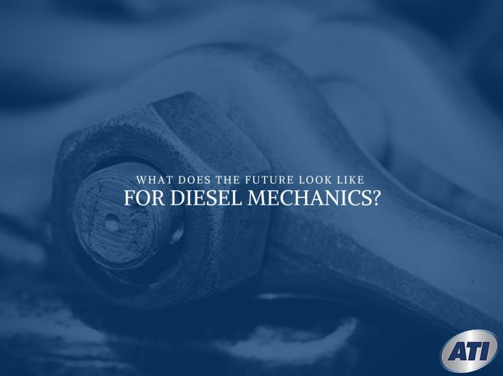 Does The Future Look Like For Diesel Mechanics?
