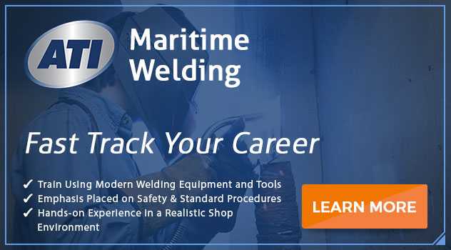 Maritime Welding Training