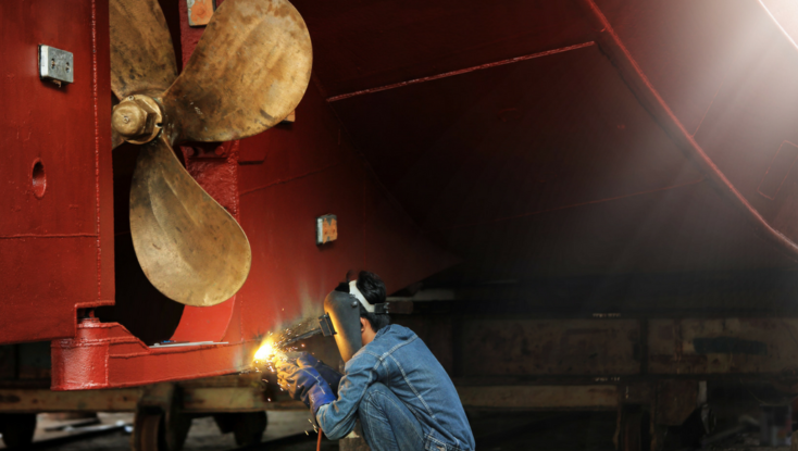 Maritime Welding Jobs in the Hampton Roads Area
