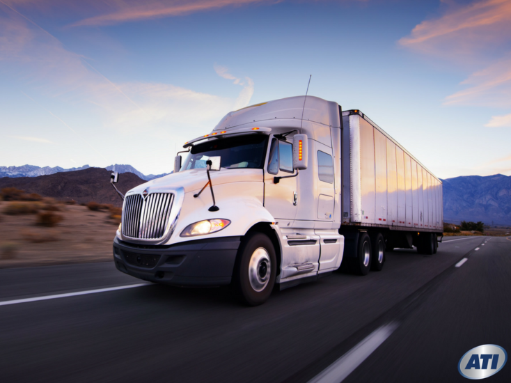 Truck Driver Shortage Could Send Wages Higher