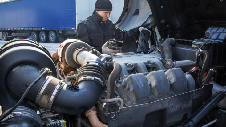 What Kind of Education Do You Need to be a Diesel Mechanic?