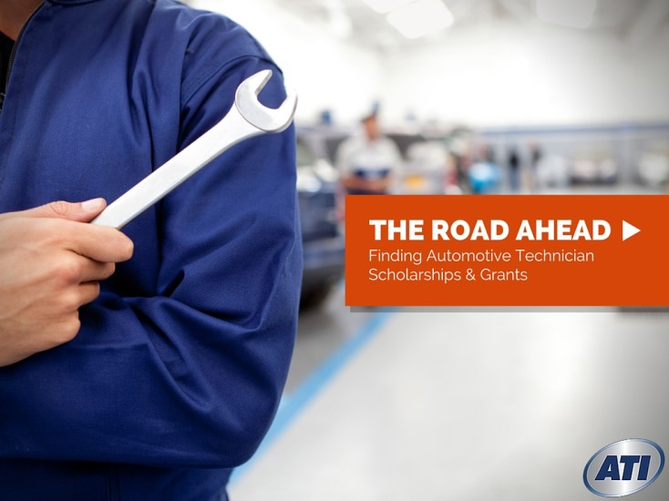 The Road Ahead: Finding Automotive Technician Scholarships and Grants