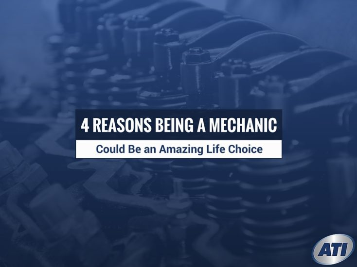 4 Reasons Being a Mechanic Could Be an Amazing Life Choice