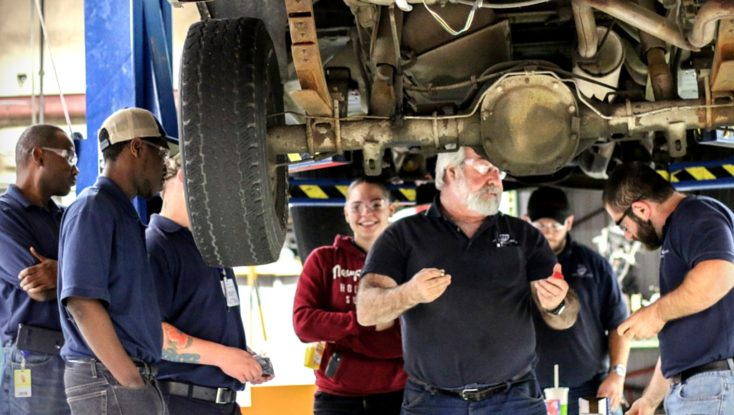 Key Traits to Look for in the Best Automotive Tech Schools