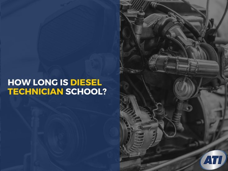 How Long Is Diesel Technician School What Can I Expect Advanced