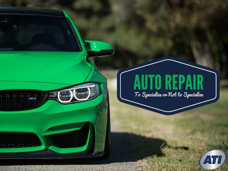 Learning Auto Repair: To Specialize or Not to Specialize