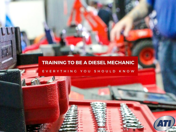 To Be A Diesel Mechanic: Everything You Should Know
