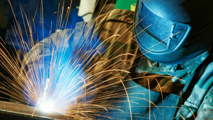 Types of Welding Jobs and Salary in Virginia