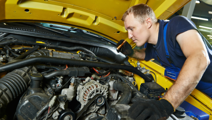 What is Heavy Vehicle: Mechanic School for Aspiring Diesel Mechanics