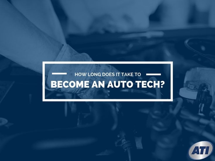 How Long Does it Take to Become an Automotive Technician?