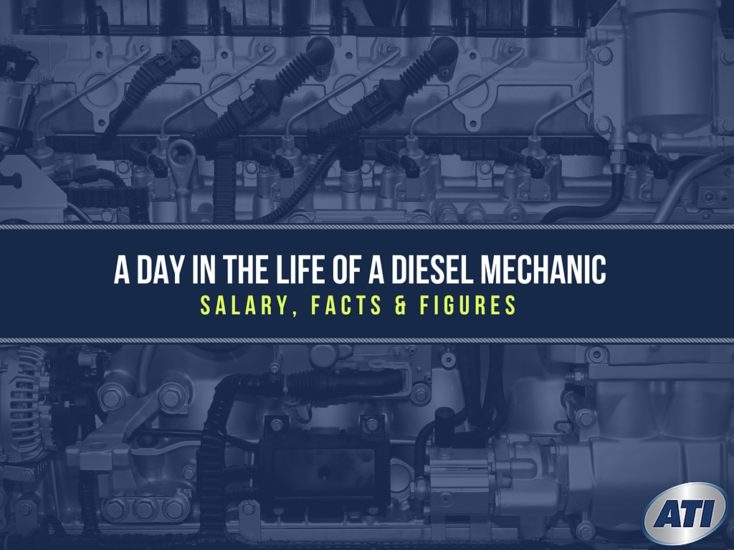 Day In The Life Of A Diesel Mechanic: Salary, Facts & Figures