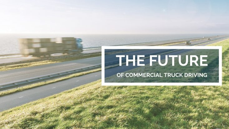 What Does the Future Look Like for Commercial Truck Drivers?