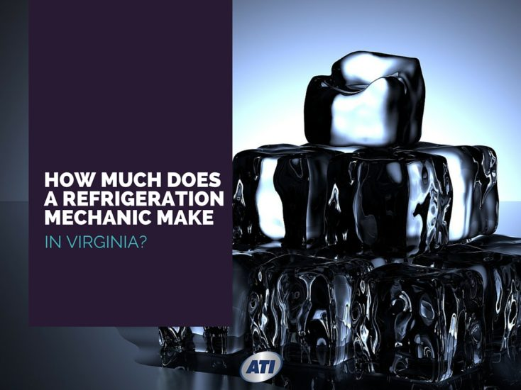 How Much Does an HVAC Refrigeration Mechanic Make in Virginia?