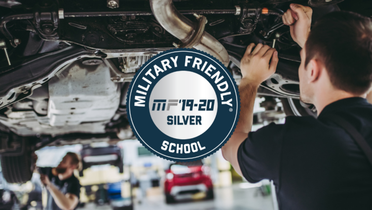 ATI Designated 2019-2020 Military Friendly® School